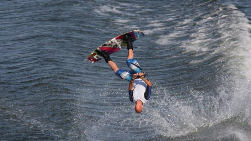 Wakeboard school & waterskiën
