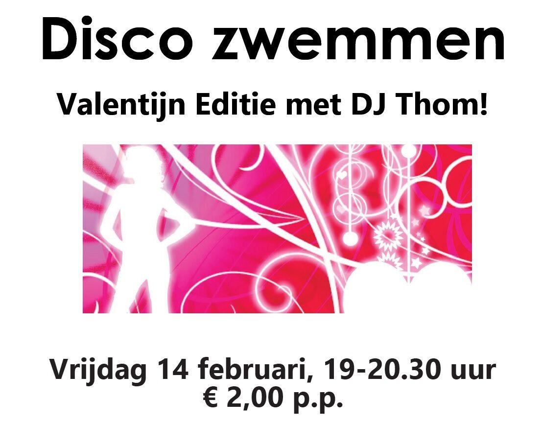 Disko zum Valentinstag