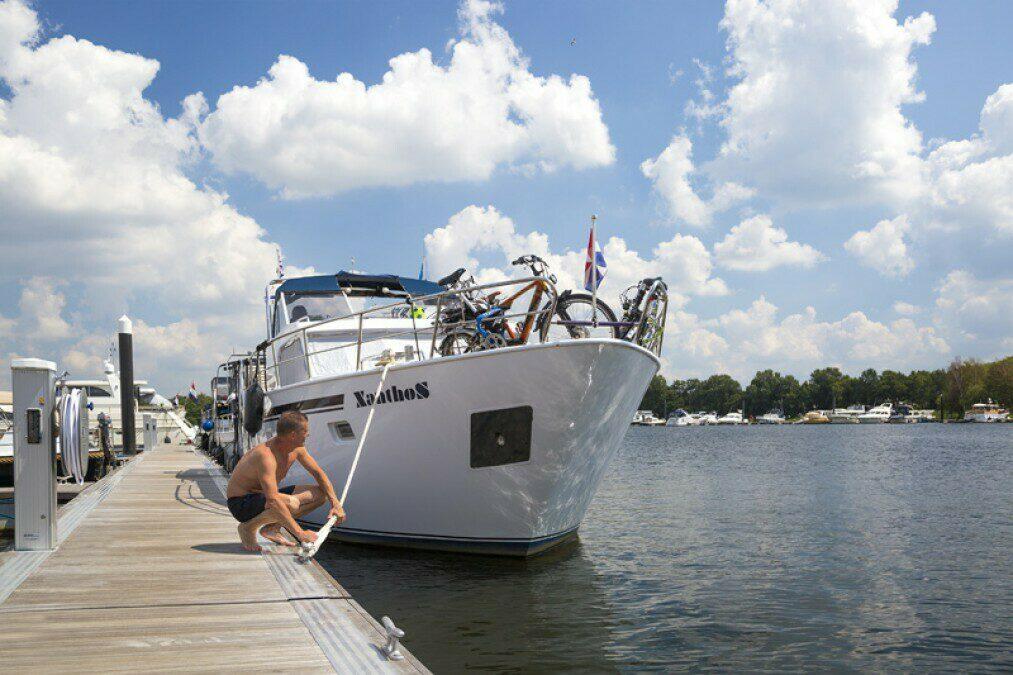 Varen met uw eigen boot
