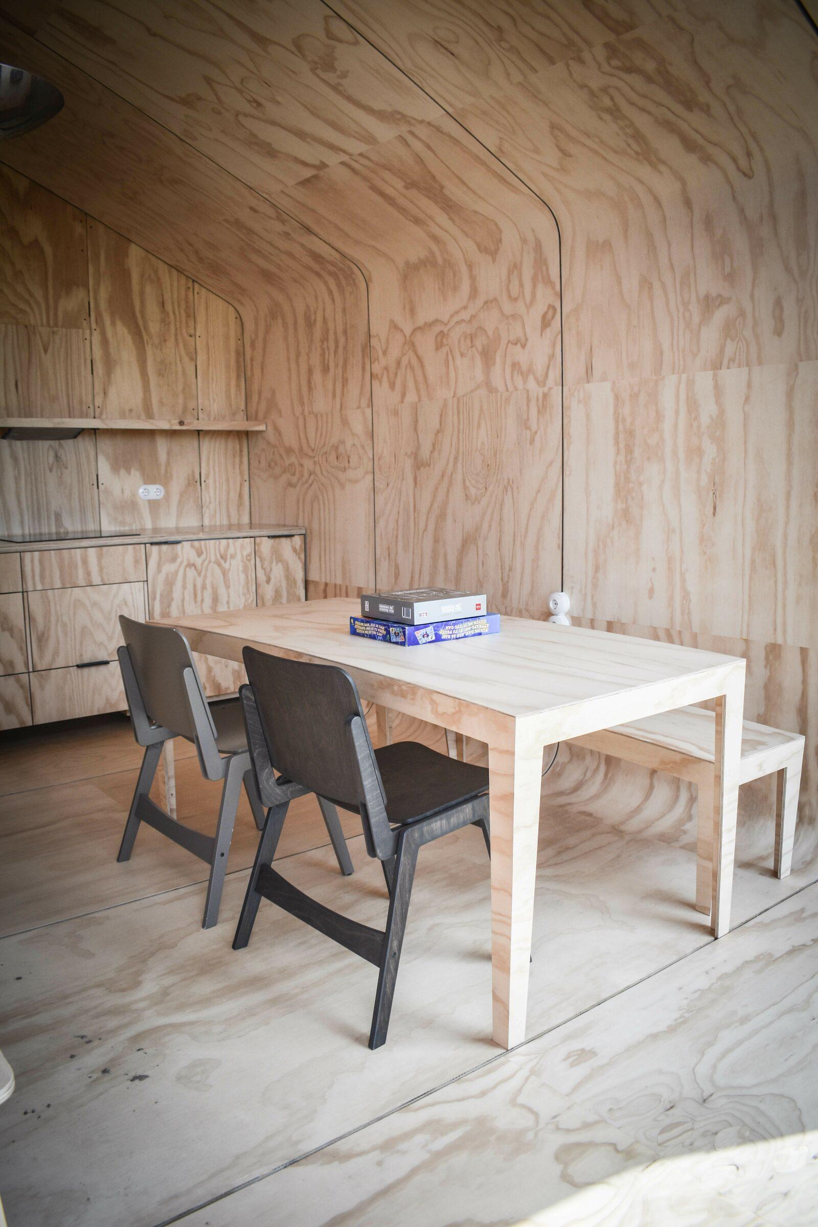 Interieur Wikkelhouse