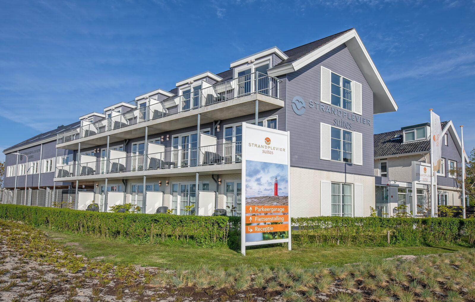 Strandplevier Suites Texel