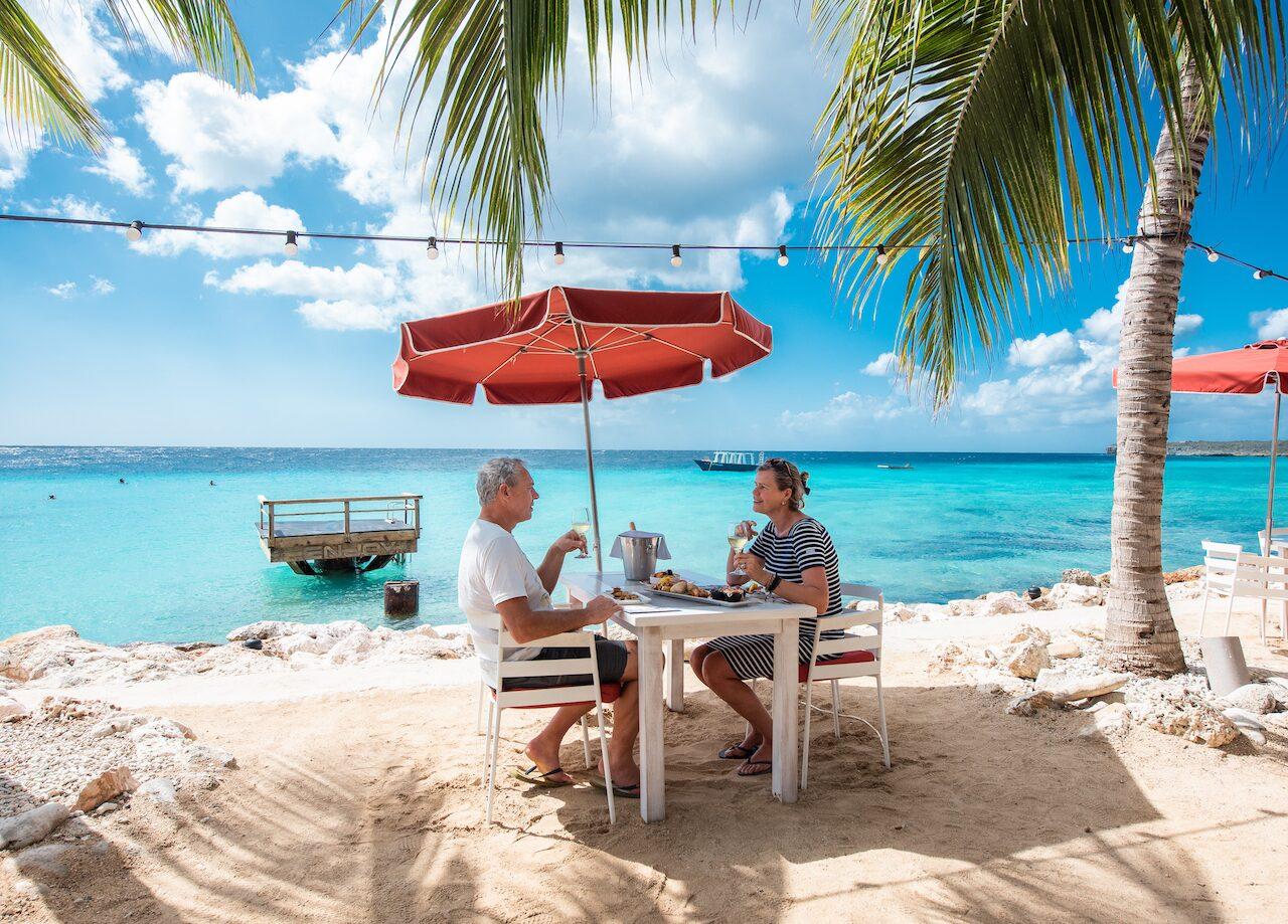 Urlaub auf Curaçao