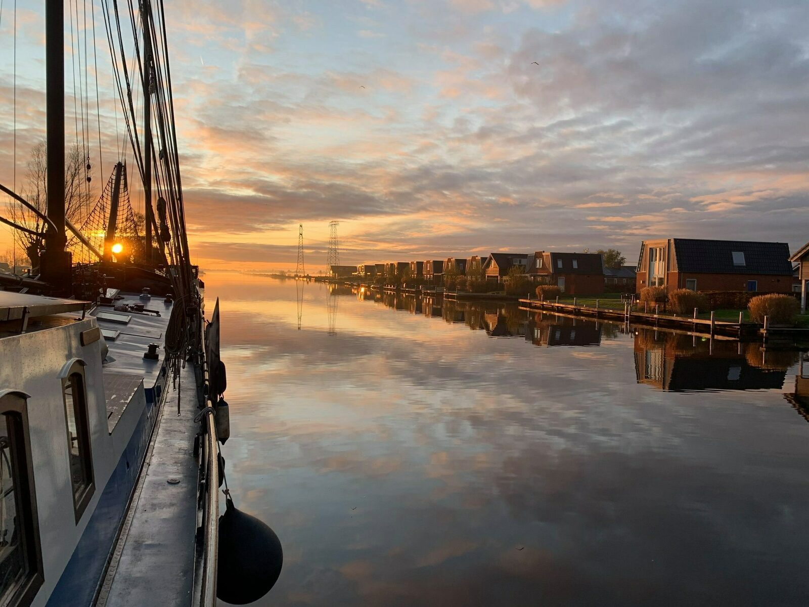 Discover Friesland during the Fall and Winter
