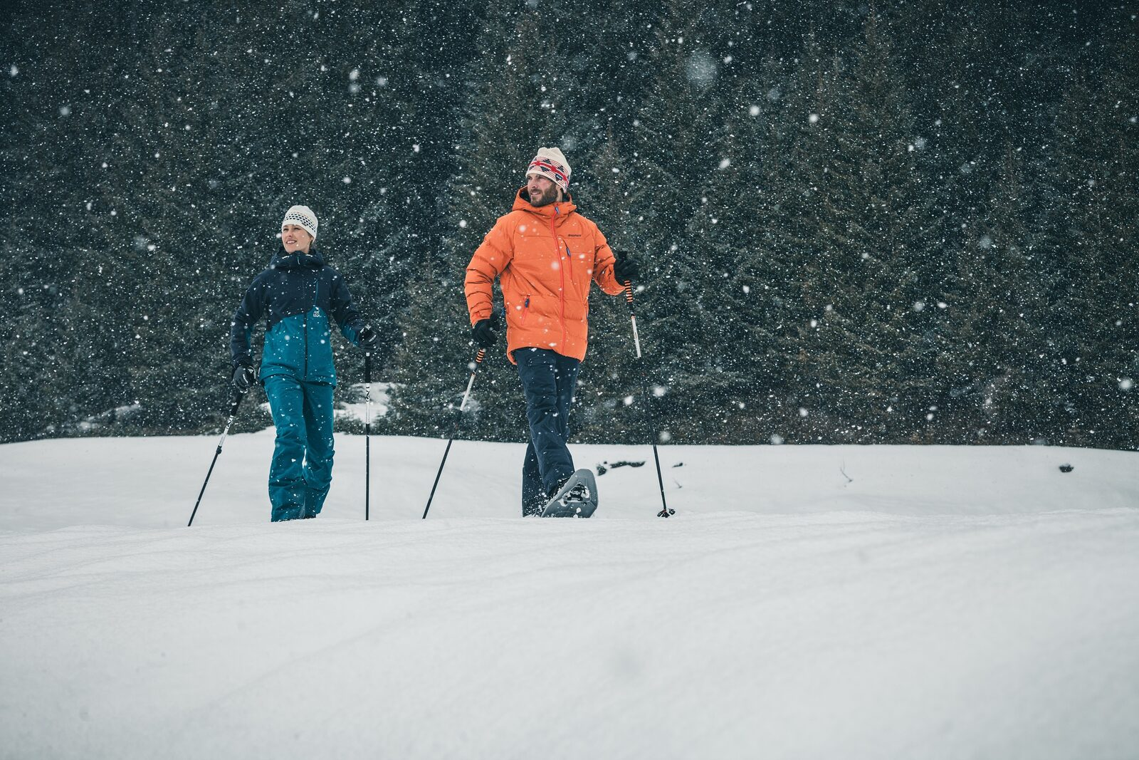 Schneeschuhwandern in Ehrwald