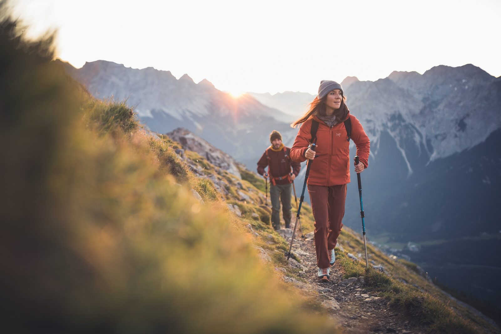 Herbstferien in den österreichischen Alpen