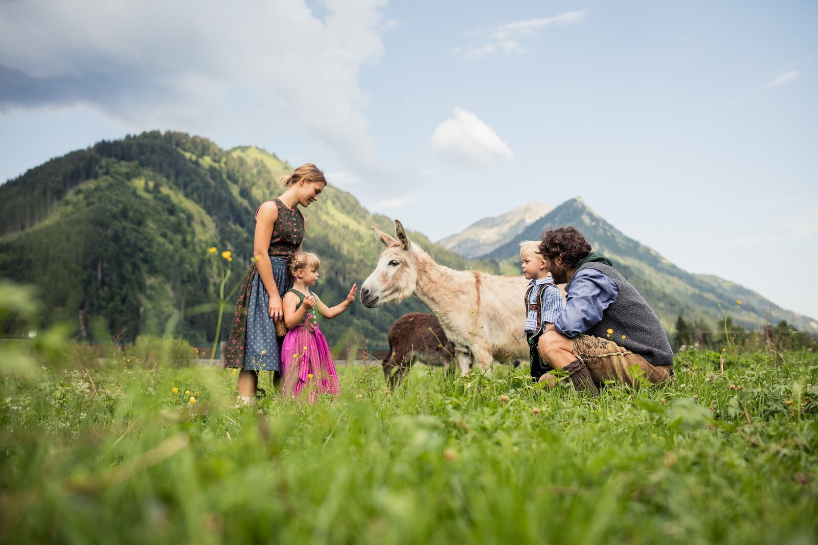 Familienurlaub in Ehrwald