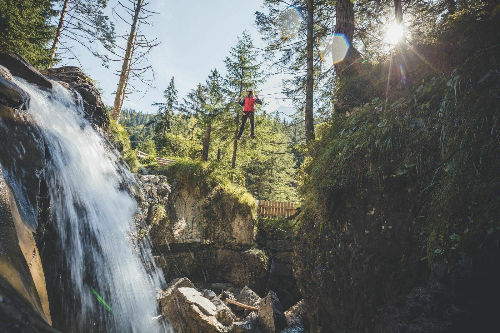 Canyoning an der Zugspitze
