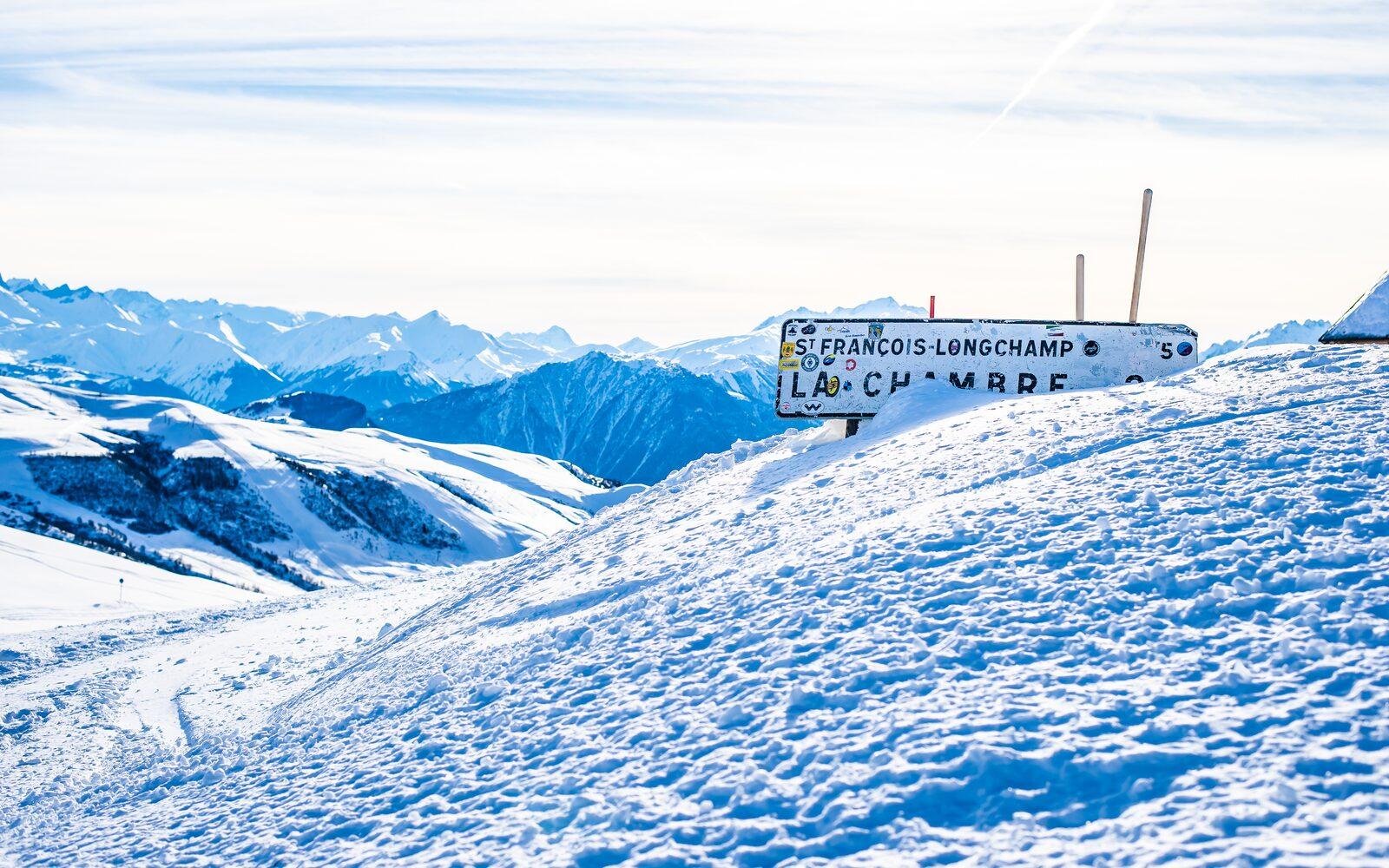Wintersport Saint Francois Longchamp