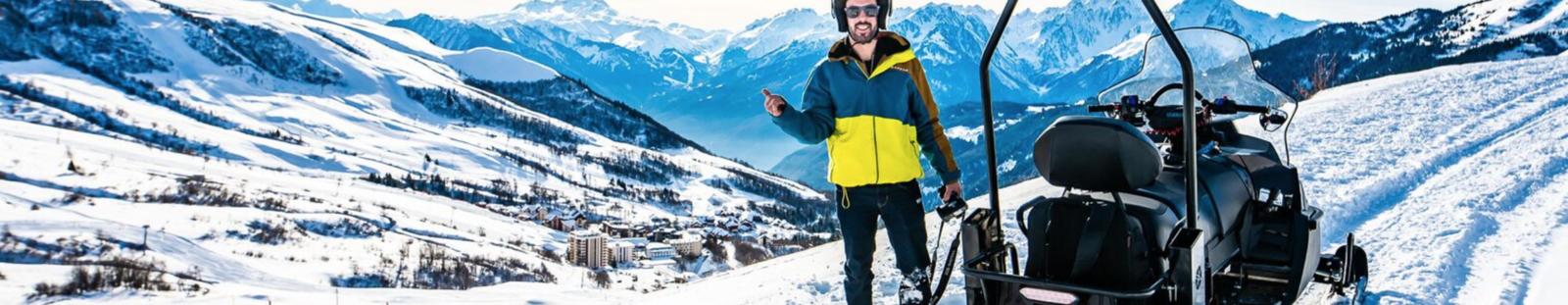 Skigebied Valmorel