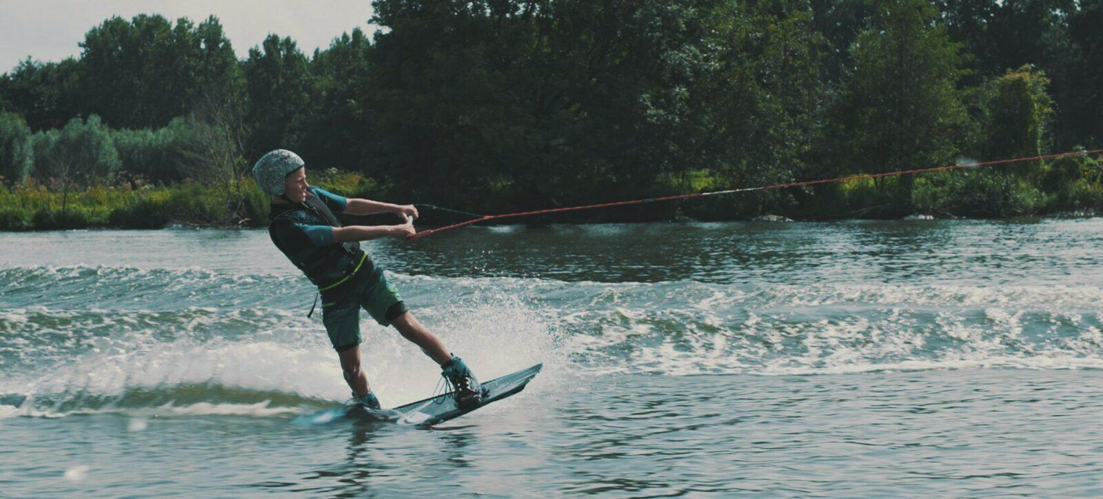 Water sports Leukermeer