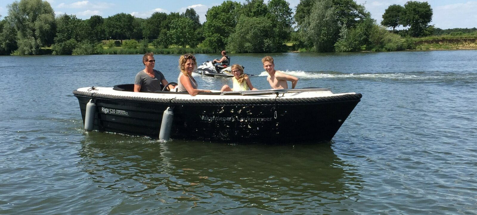 Rent a boat Leukermeer