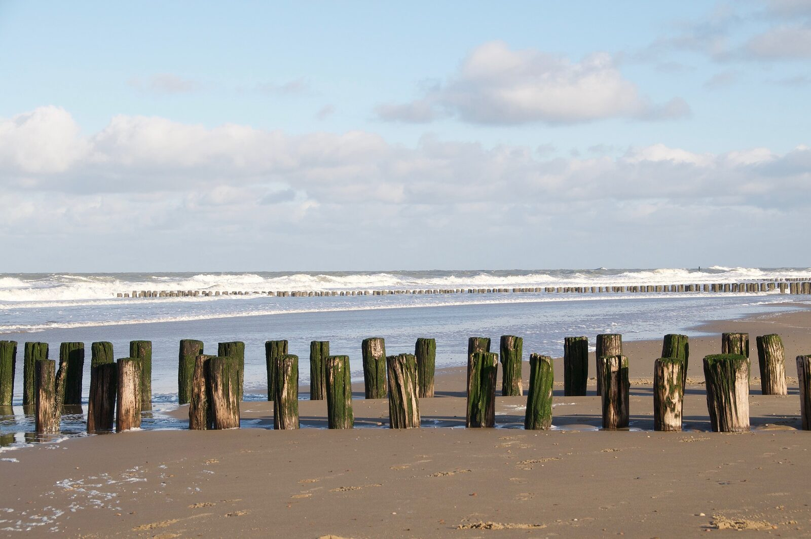 De 5 mooiste stranden nabij Ouddorp