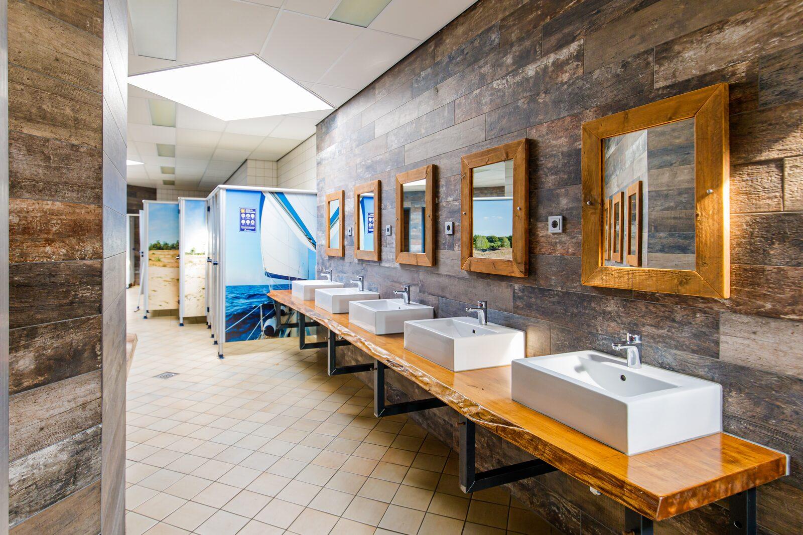 Sanitaire voorzieningen