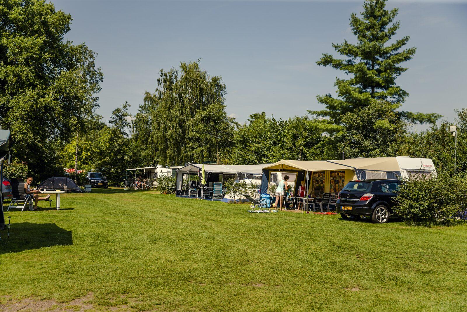 5-sterren camping Twente