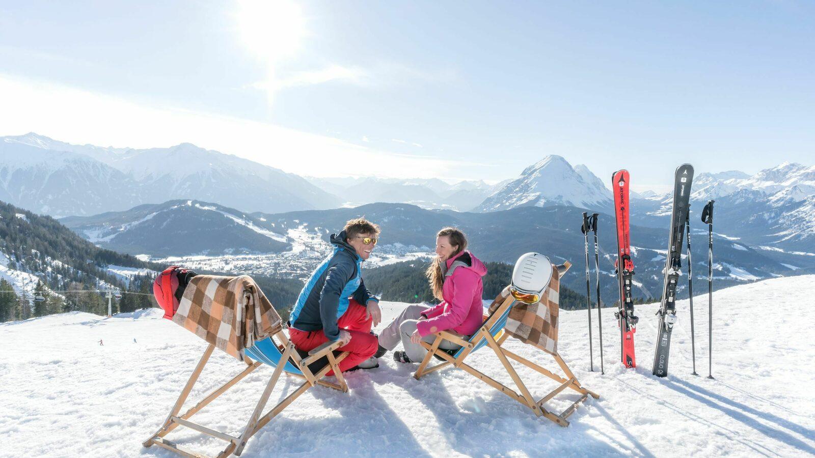 Luxus Ski Urlaub Tirol