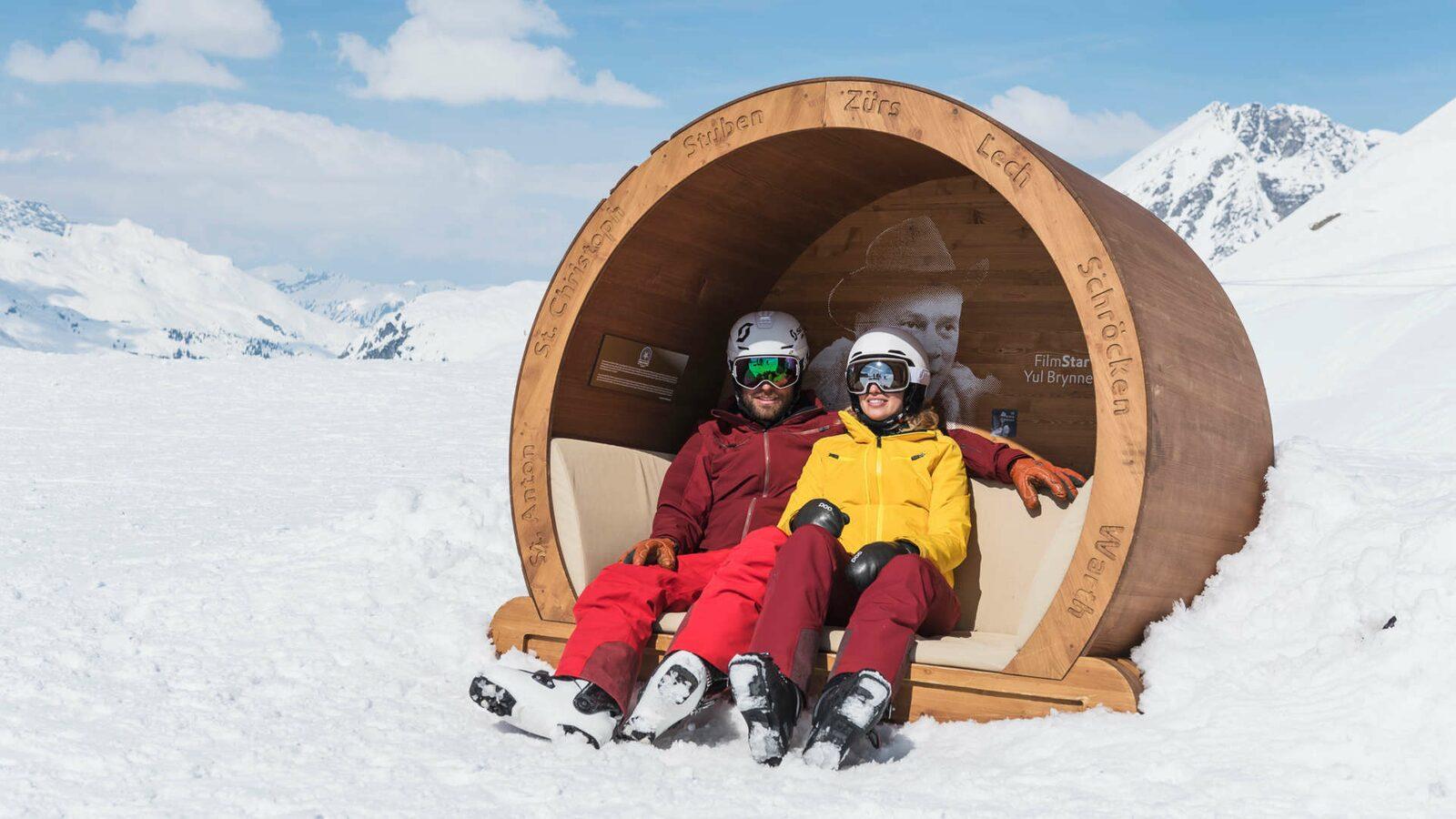 RUN of FAME - Die längste Skirunde in den Alpen.
